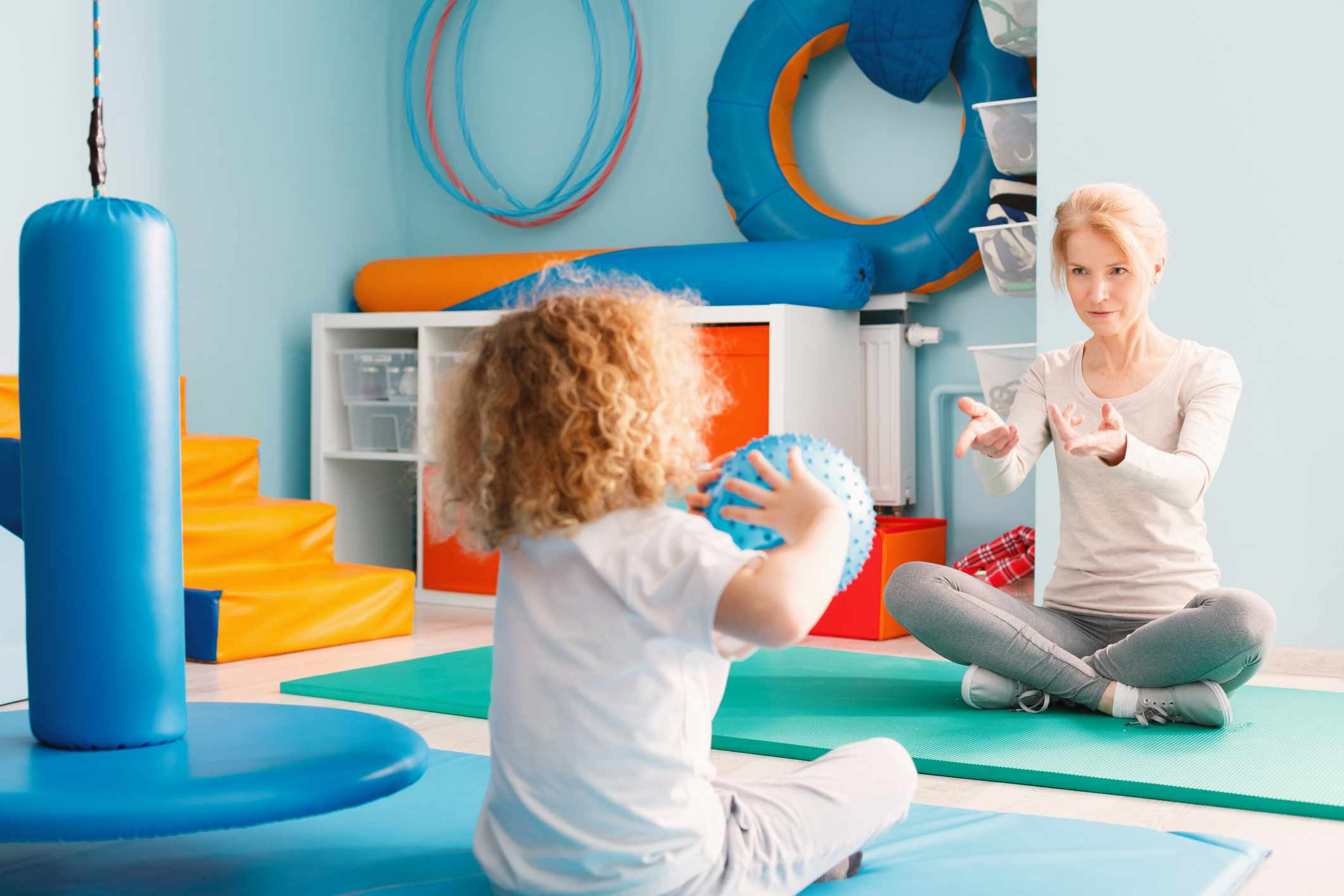 what is an occupational therapy