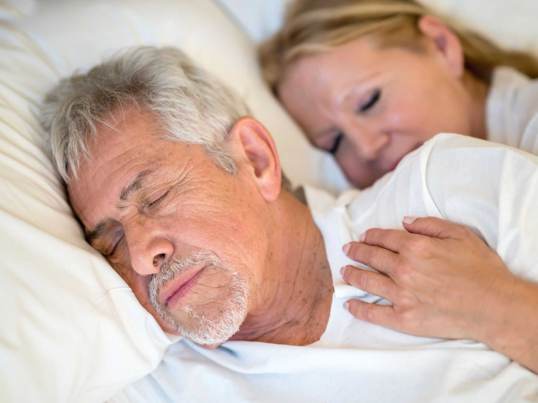 How Back Pain While Sleeping Could Be Your Position