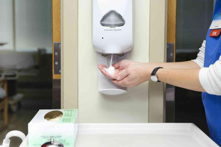 Hand hygiene wash