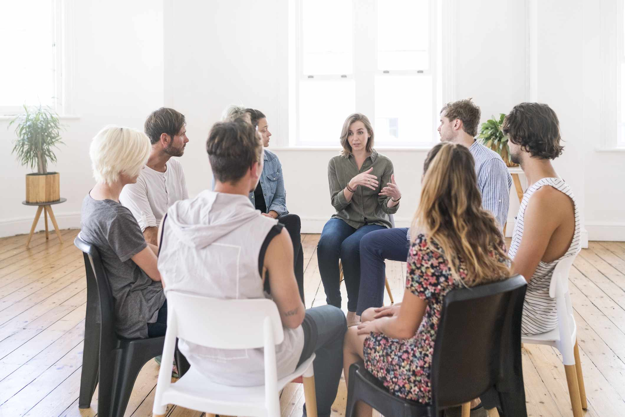Lung Cancer Support Groups and Communities