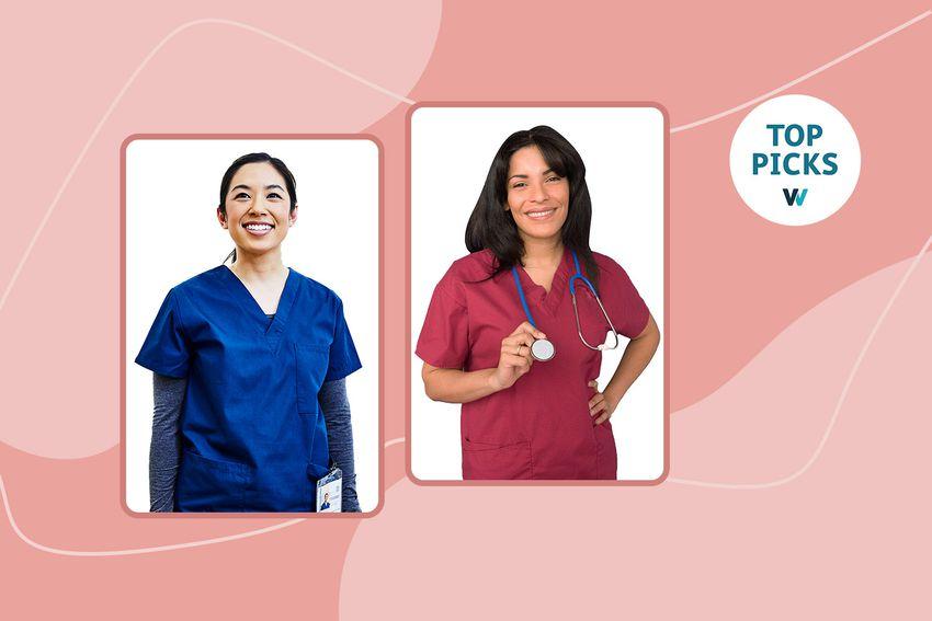 Nurse Doctor Hospital Scrubs