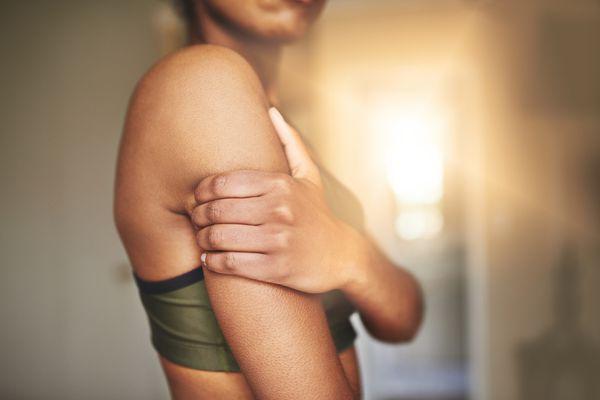 muscular pain