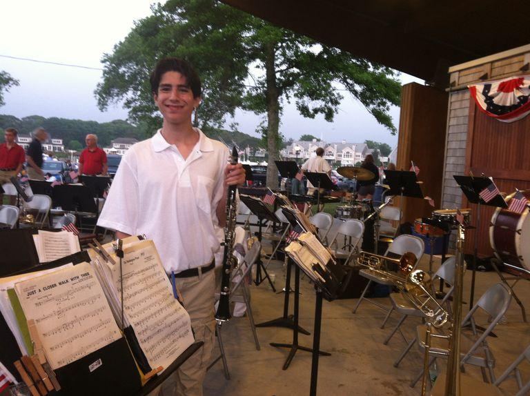 Summer Clarinet