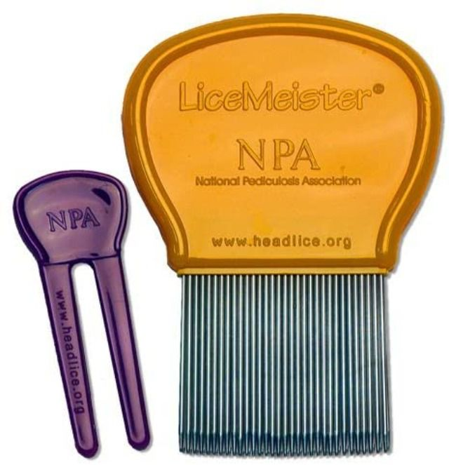 Licemeister Lice Comb Kit