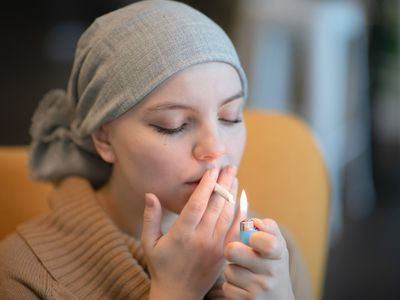 Cancer treatment and smoking are risk factors for acute myeloid leukemia