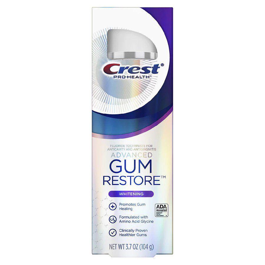 Crest Pro-Health Gum Restore Toothpaste, Whitening