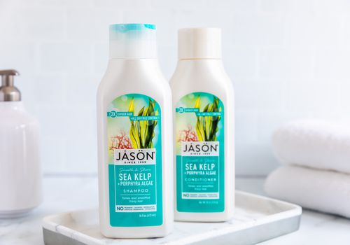 Gluten free Jason shampoo and conditioner