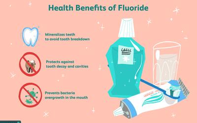 health benefits of fluoride