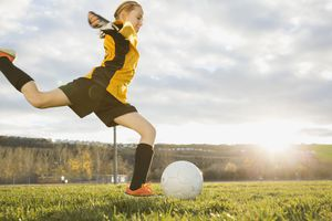 acl tear in a child