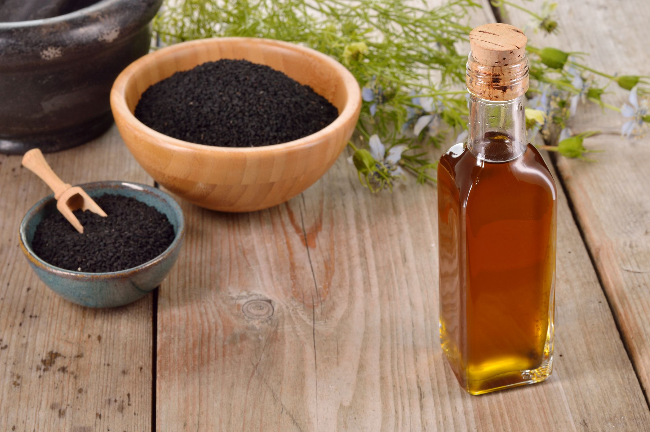 Black Seed Oil: Benefits, Side Effects, Dosage, and Interactions