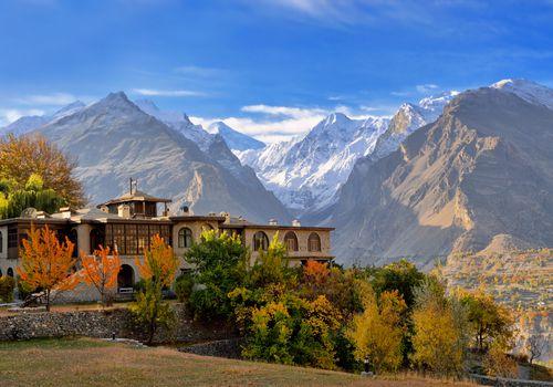 Hunza Valley in Pakistan
