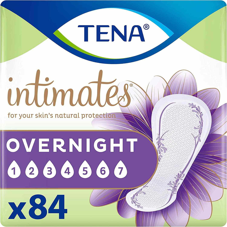 TENA Intimates Overnight pads