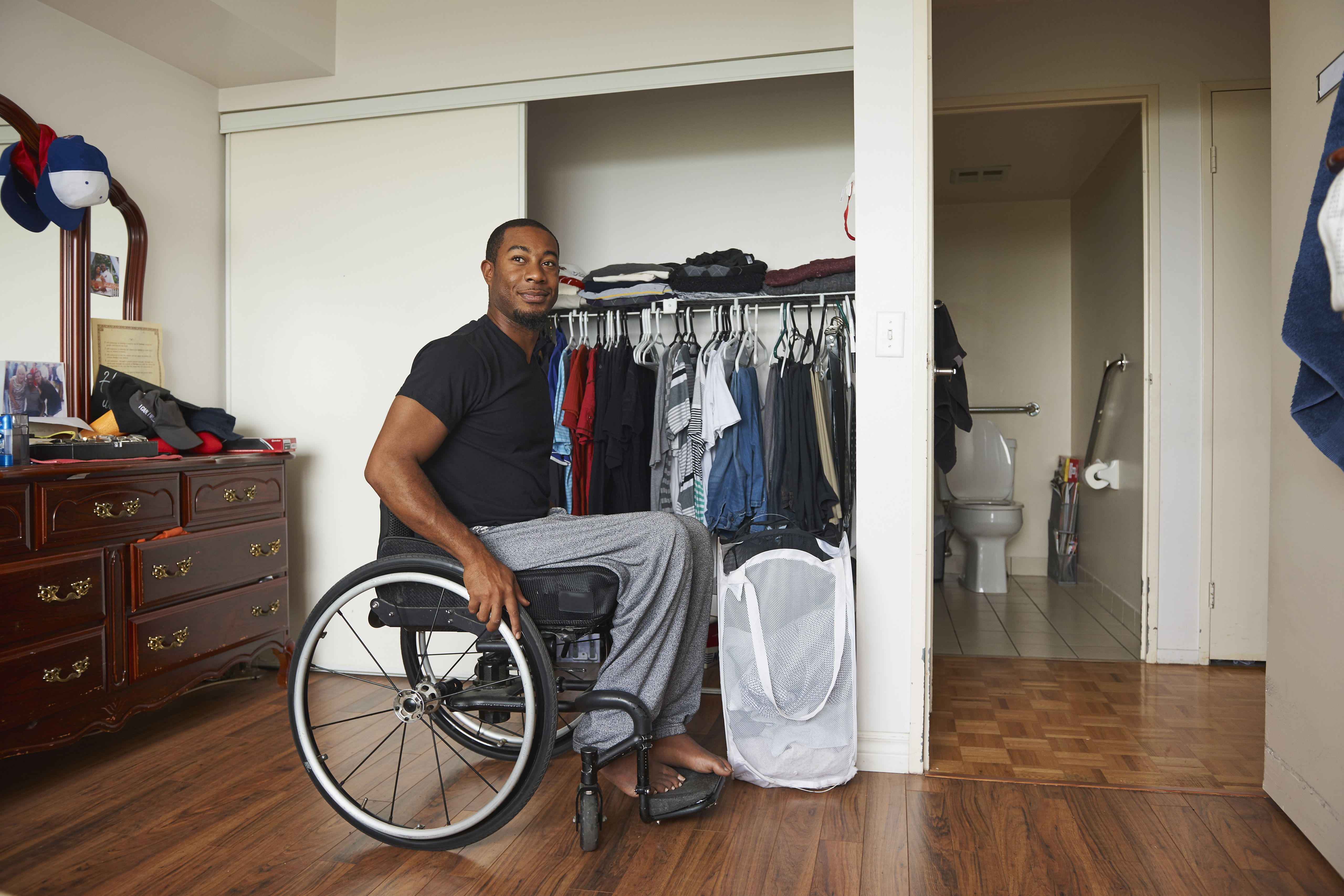 Fashionable and Functional Adaptive Clothing for Wheelchair Users