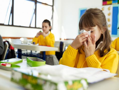 I got Probably No Food Allergy. Does Your Child Have Any Food Allergy Symptoms?