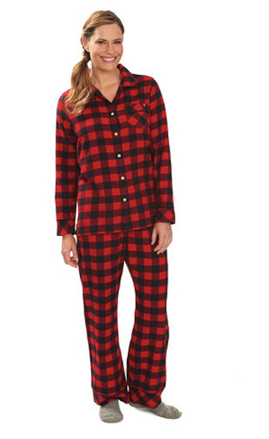 8 Flannel Pajamas for Women With Osteoarthritis bf12b662a