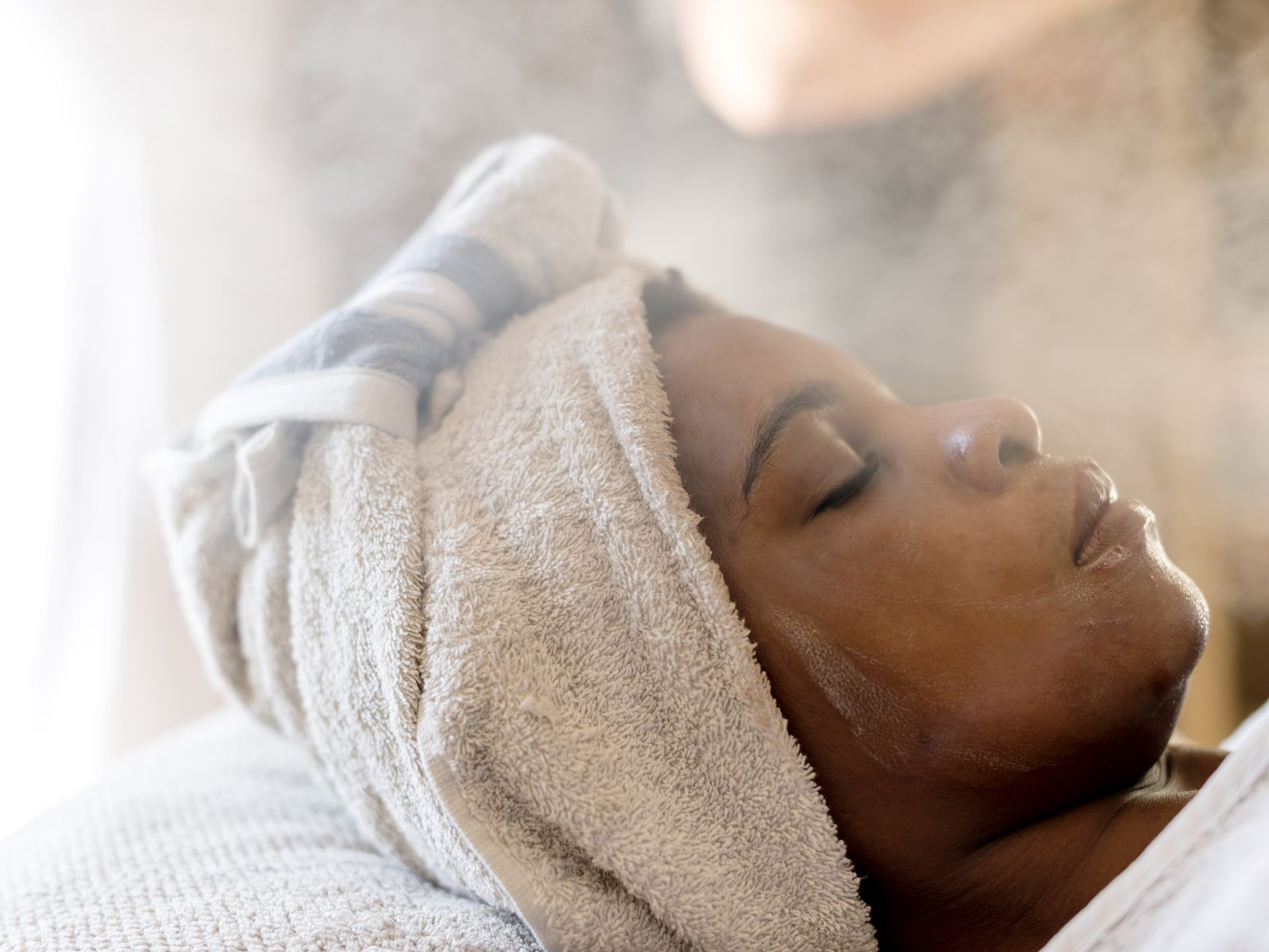 Will A Facial Steam Treatment Clear Acne