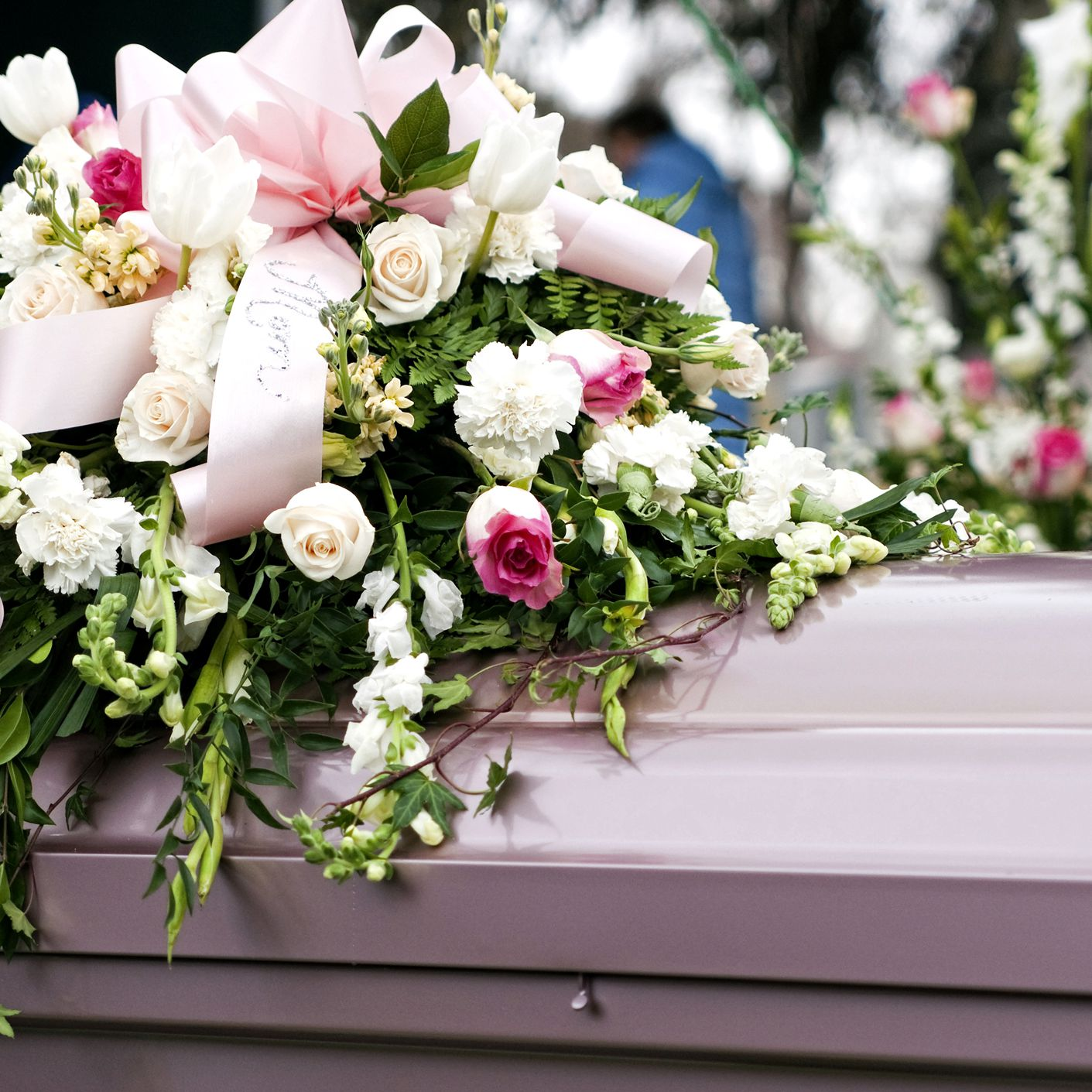 What To Do With Funeral Flowers