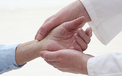 Tratamentul durerii articulatiilor brute
