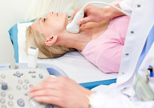 carotid Doppler ultrasound test