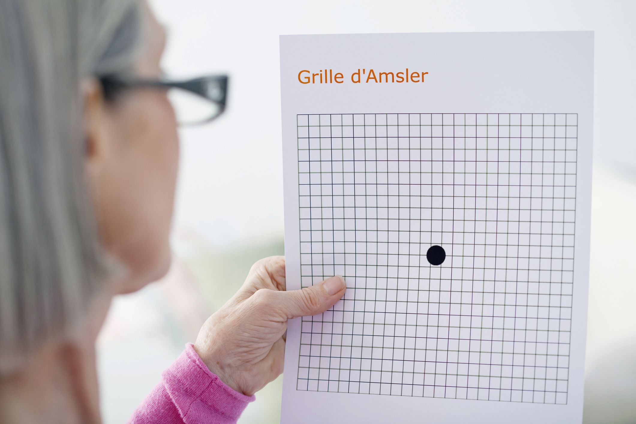 It's just a picture of Eloquent Printable Amsler Grid