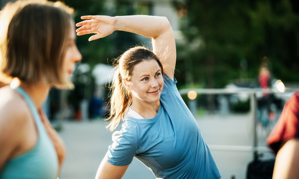 Benefits of Exercising in MS