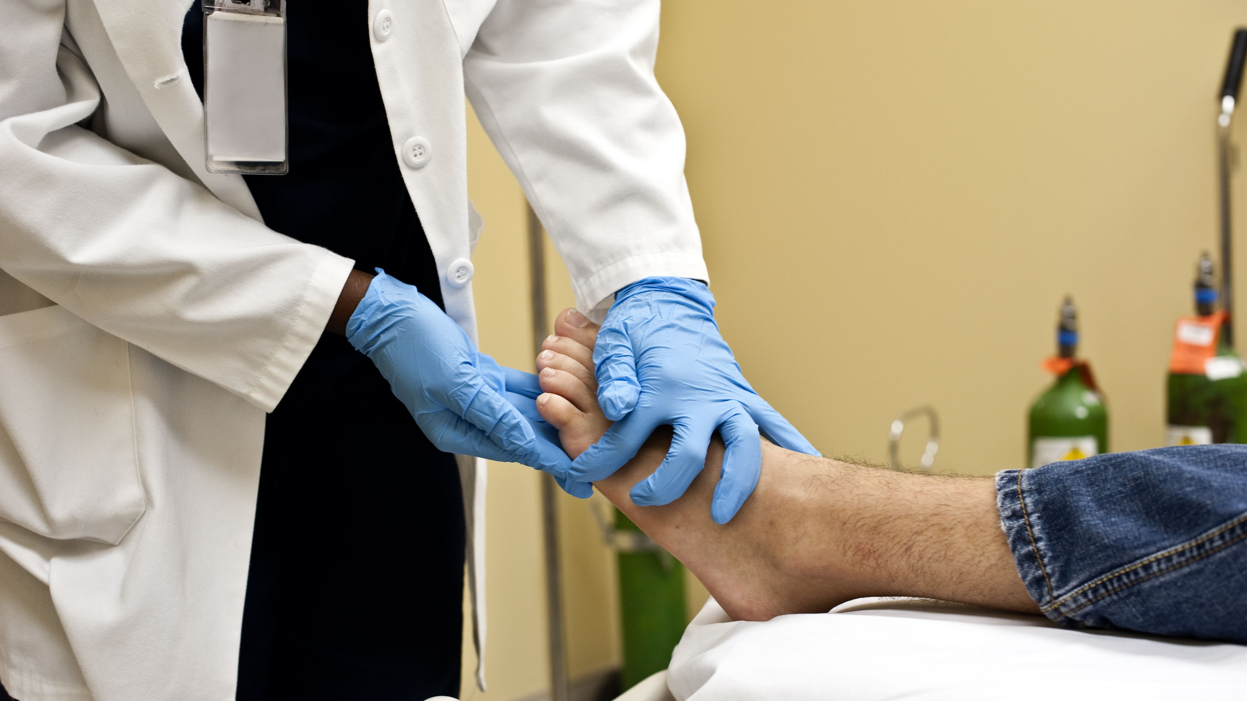 Podiatrist: Expertise, Specialties, and Training