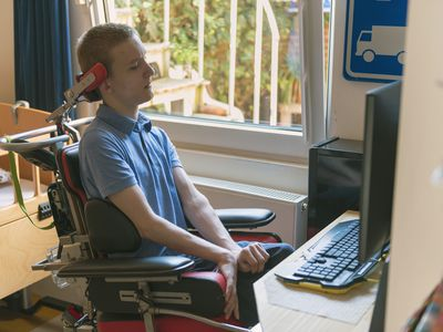 Maintaining contact with your healthcare team is vital with ALS