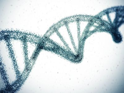 Huntington's disease is caused by a gene mutation