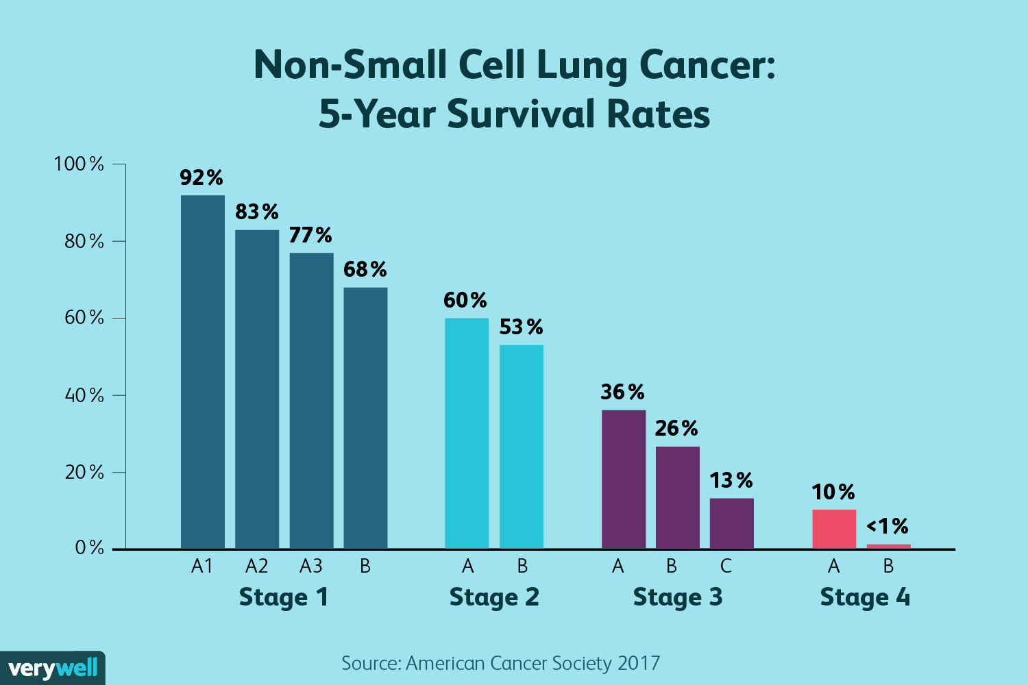 Stage 4 Lung Cancer >> Stage 4 Lung Cancer Life Expectancy