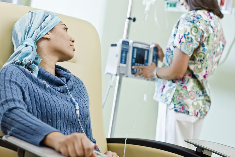 Chemotherapy Patient