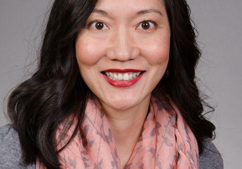 Carrie Yuan head shot