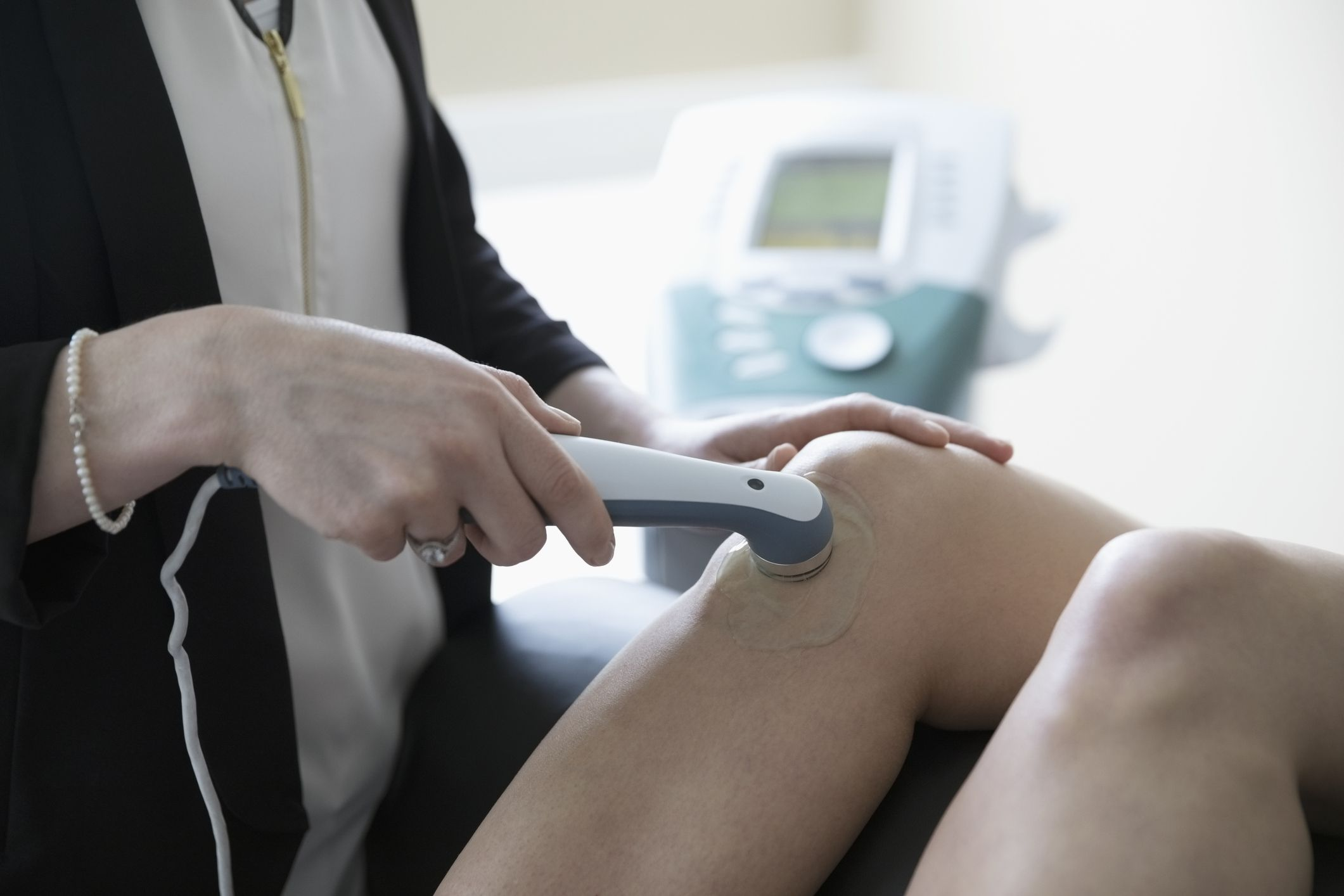 Ultrasound Therapy Treatment for Chronic Pain