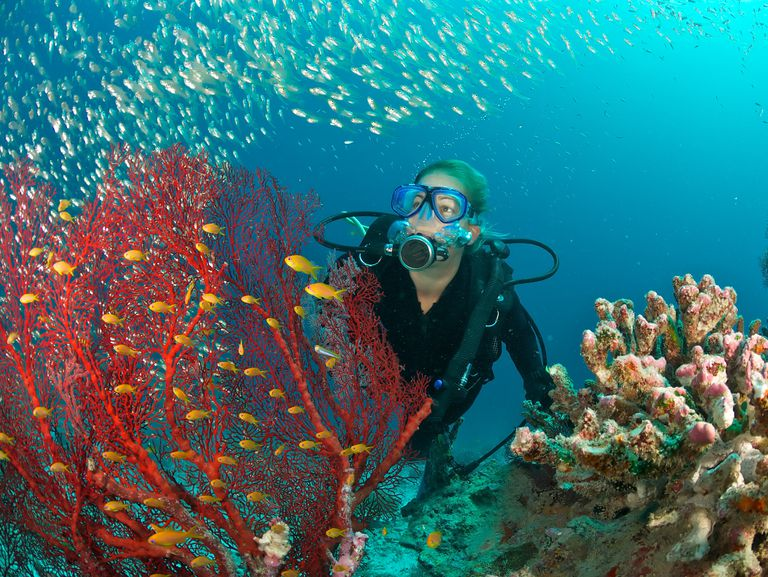 scuba diving concerns with asthma