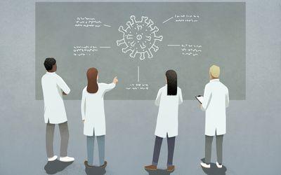 covid-19 researchers