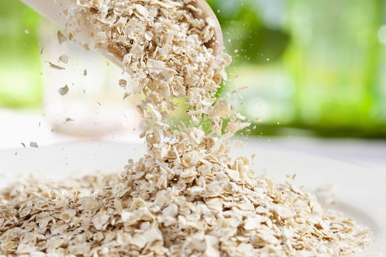 Oats are part of the Pritikin diet.