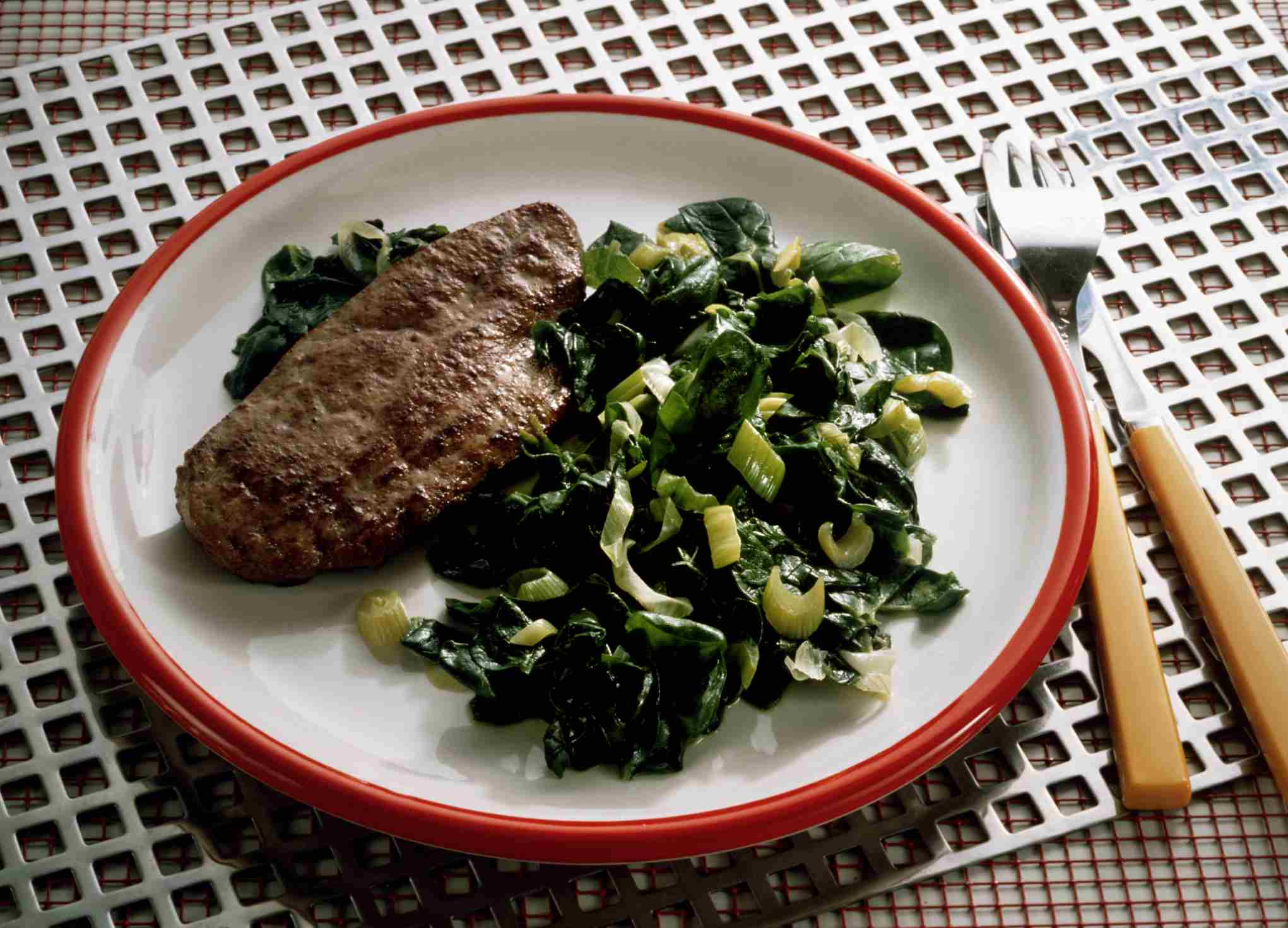 Iron rich foods that can prevent iron deficiency