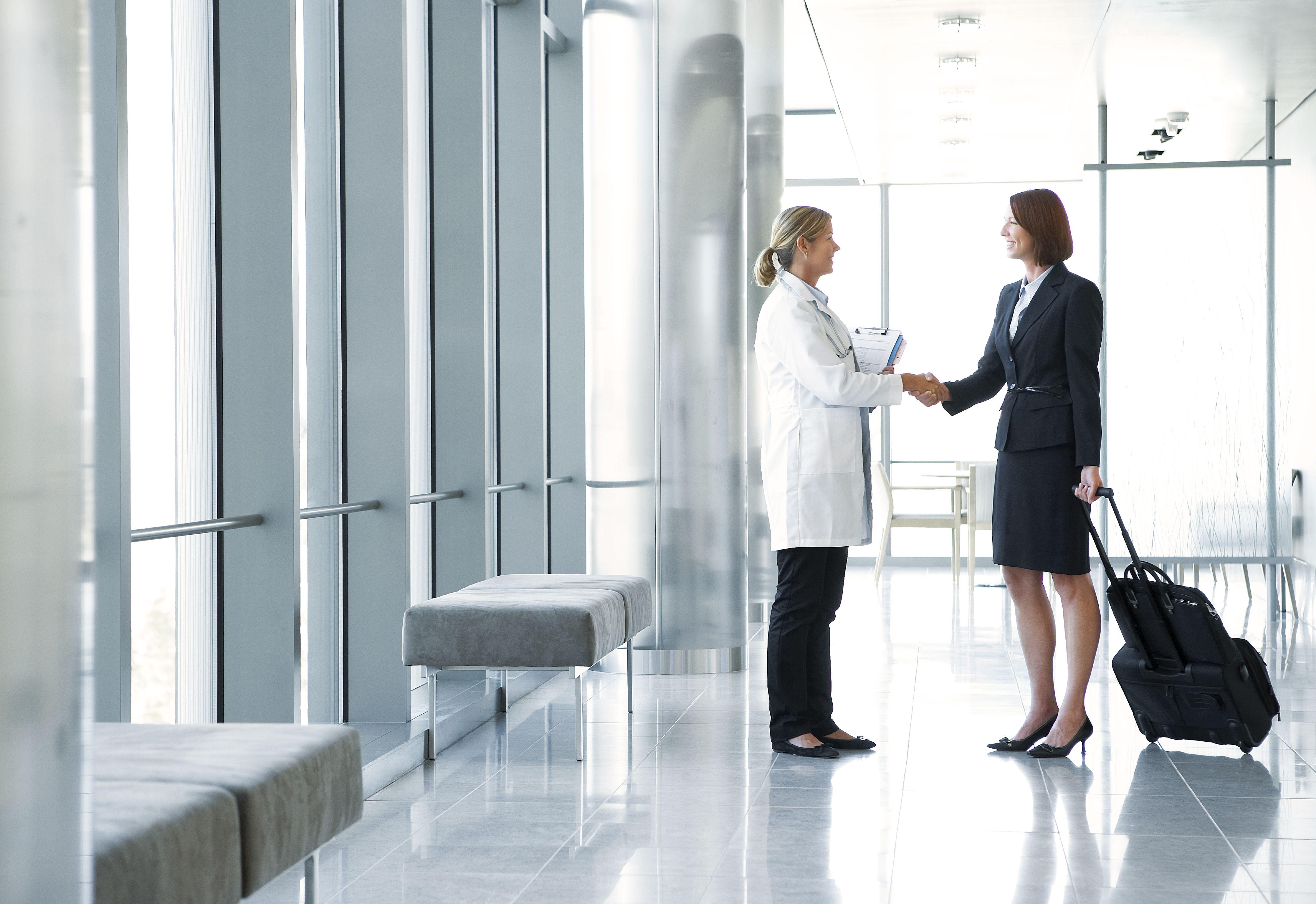 5 best jobs for women in healthcare