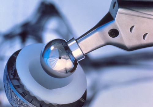Artificial hip joint