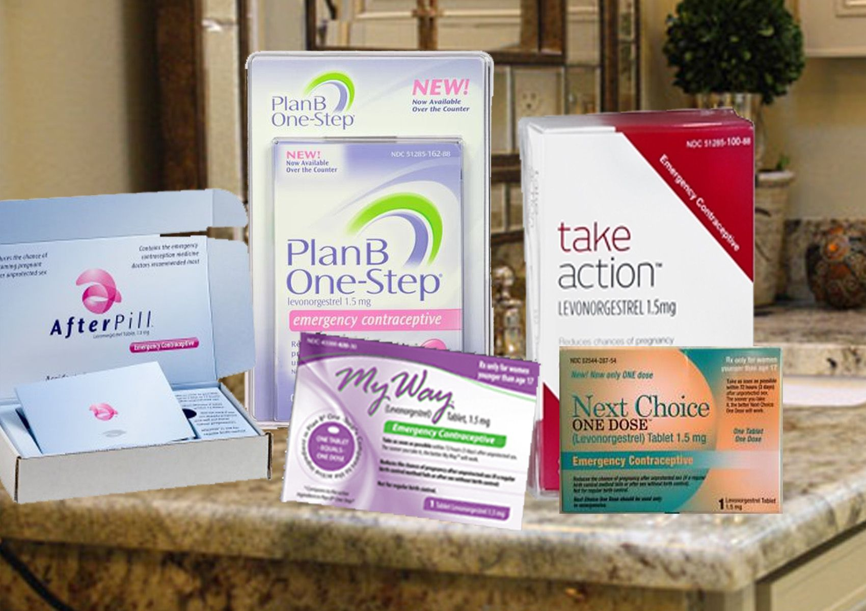 Where to Get the Morning-After Pill