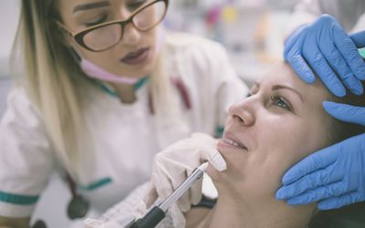 Comparing Different Types of Facial Fillers