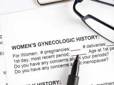 women's gynecologic history