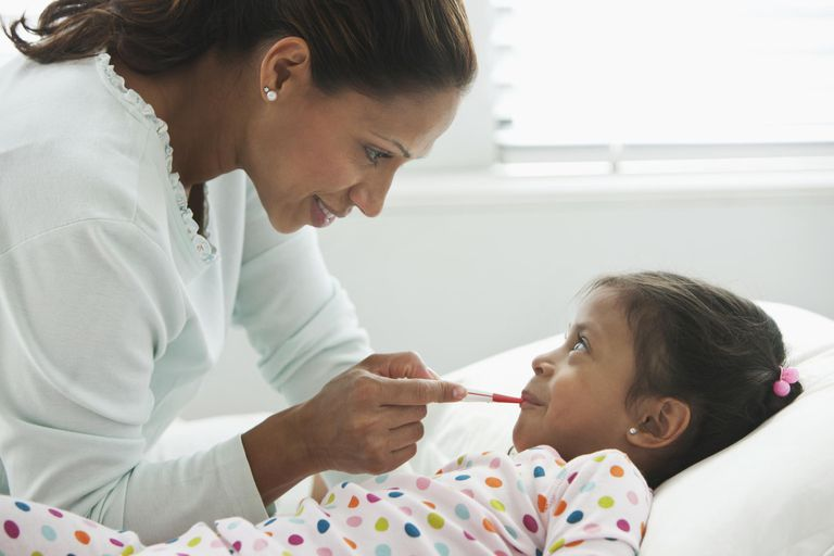 Caring for children with the Flu