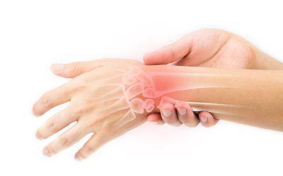 scaphoid bone in the wrist
