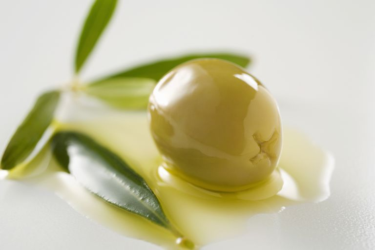 Olive oil can help lower cholesterol.