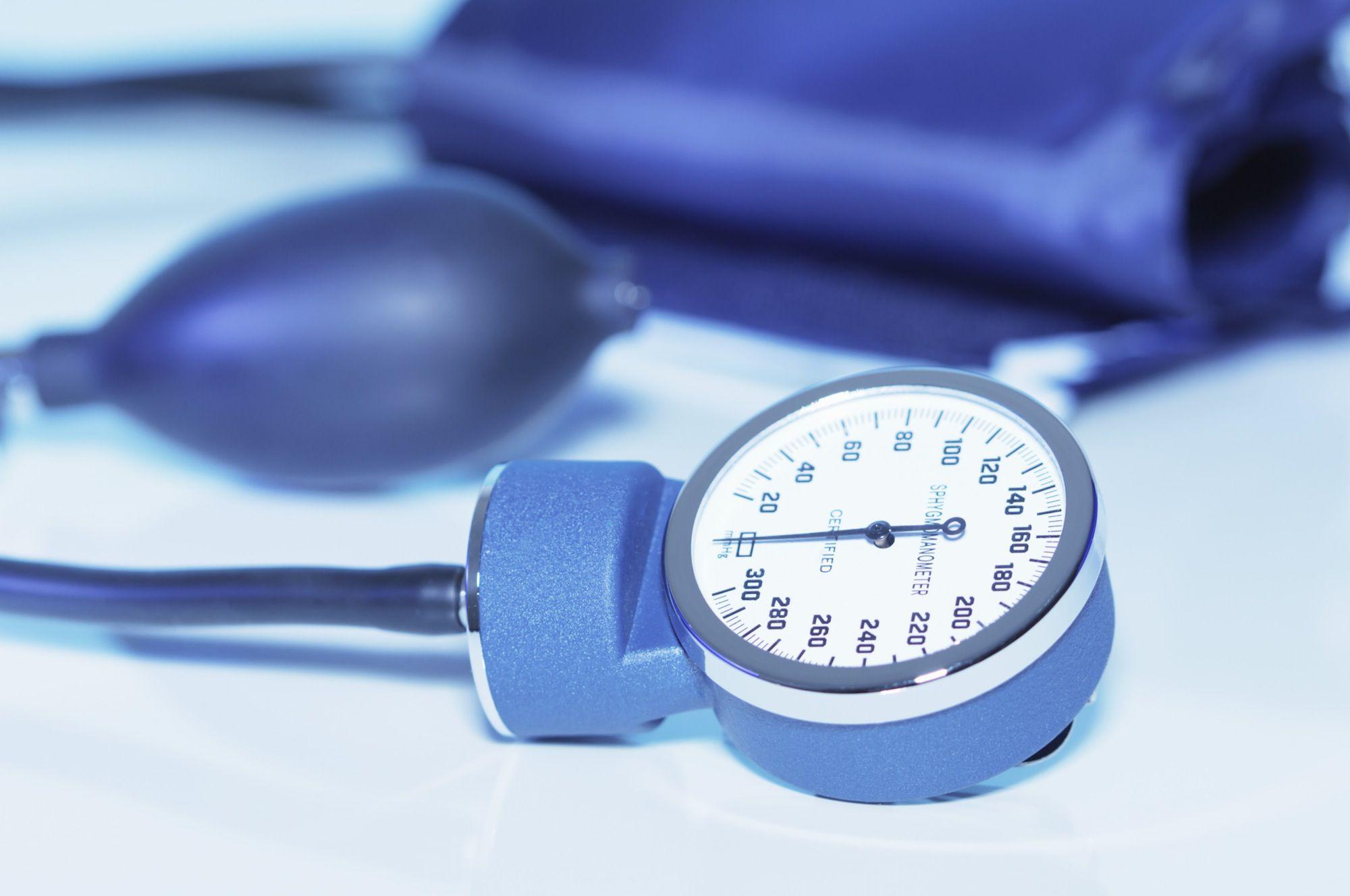Aneroid sphygmomanometer - Mechanical blood pressure gauge