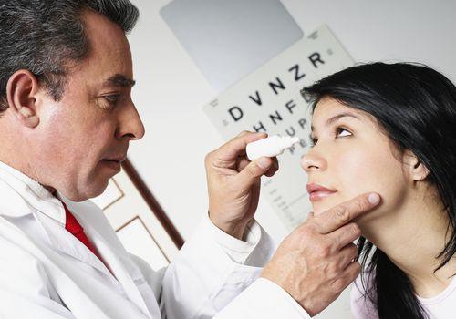 Uveitis Eye