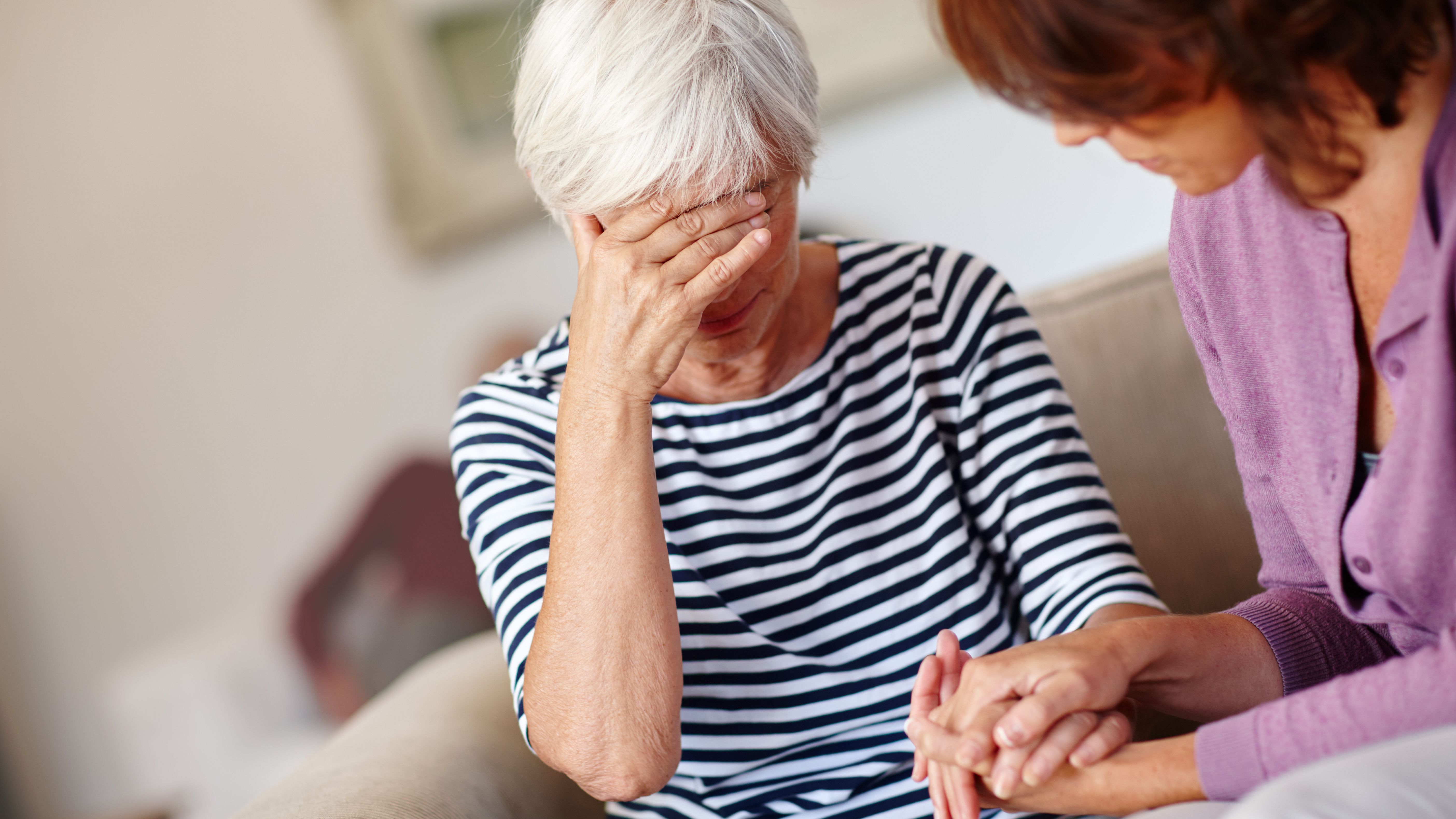 Personality Changes in Alzheimer's and Dementia