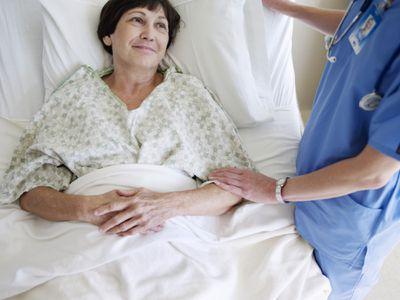 woman having gynecologic surgery, is it linked to fibromyalgia?
