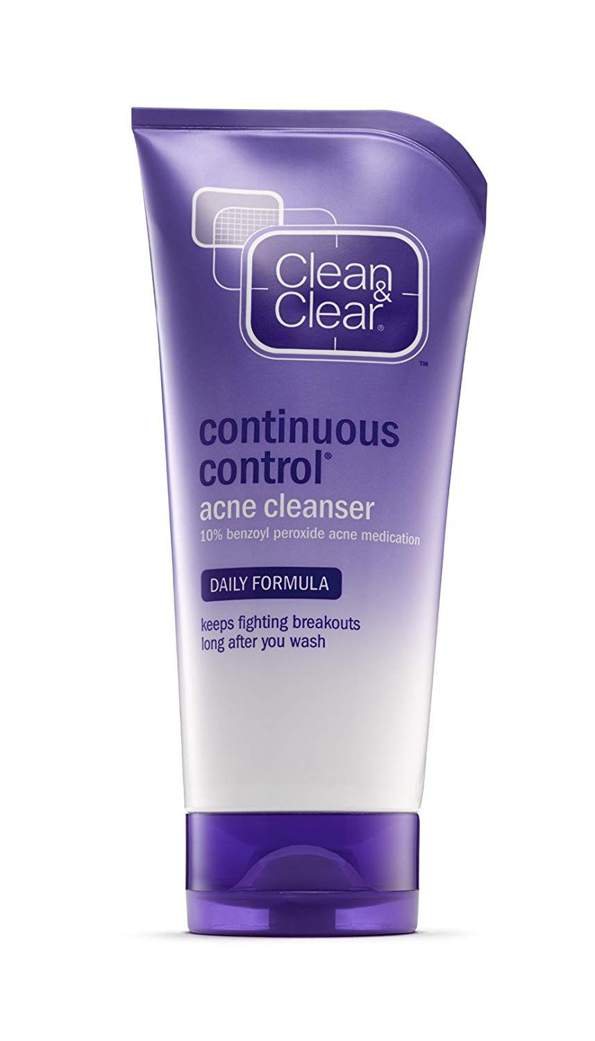 Best Bargain Benzoyl Peroxide Face Washes And Cleansers