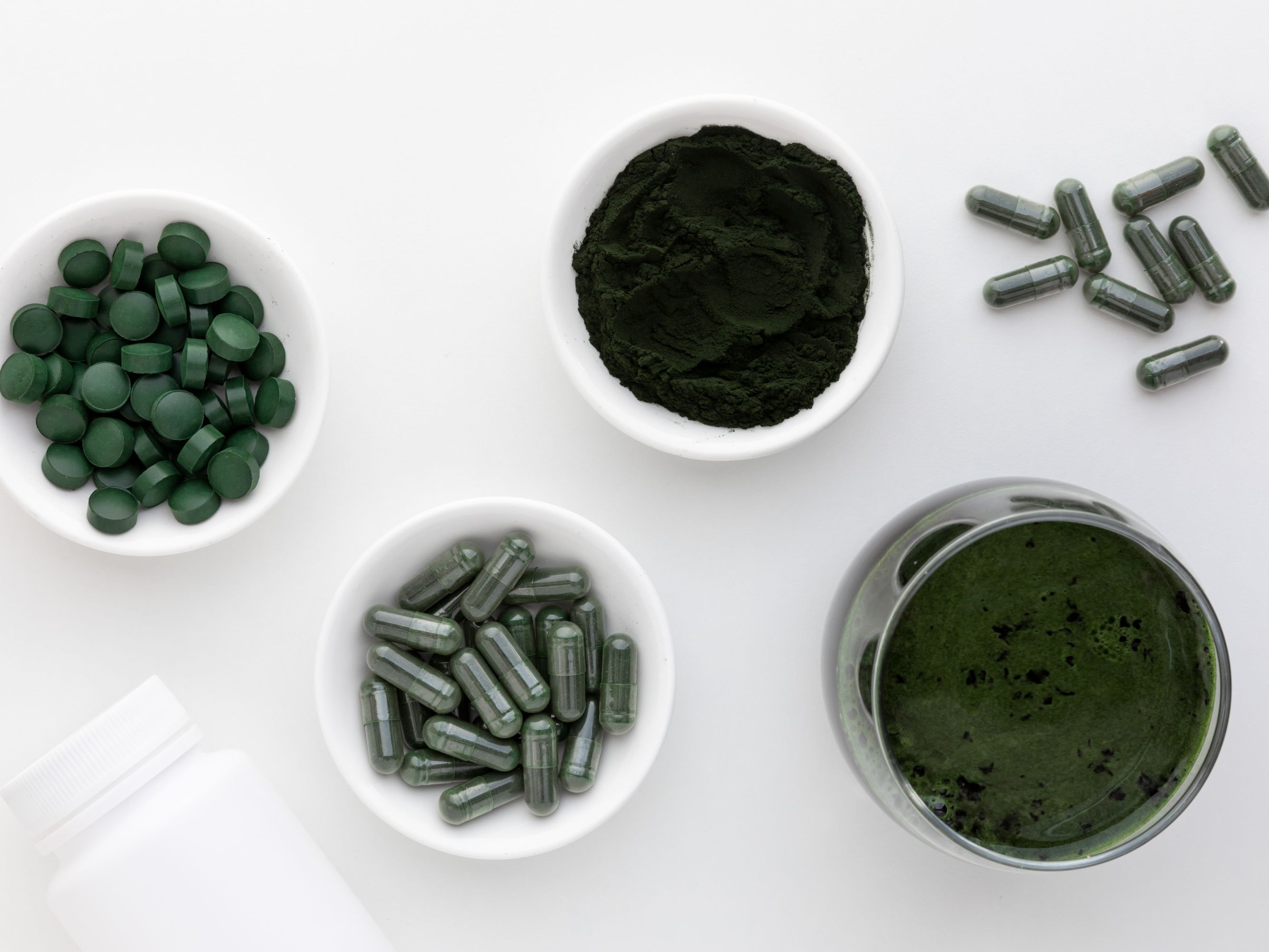 Spirulina: Benefits, Side Effects, Dosage, and Interactions